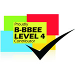OHMS is now B-BBEE level 4